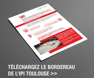 Taxe d'apprentissage IPI Toulouse