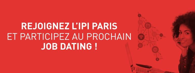 JOB DATING IPI PARIS