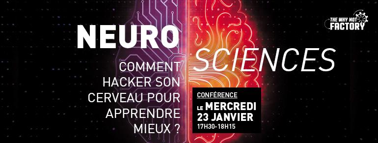 Conférence neurosciences