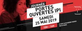 Portes Ouvertes IPI Paris