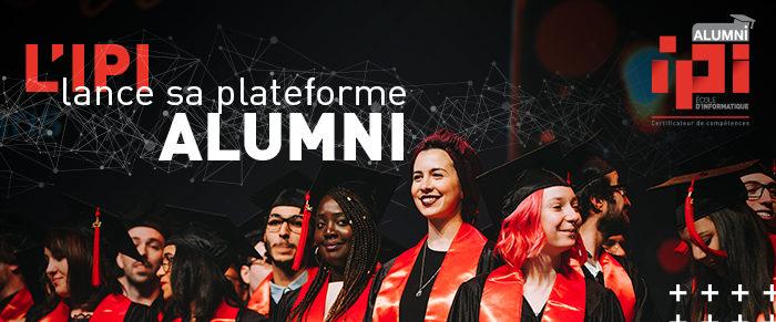 Lancement la plateforme Alumni IPI