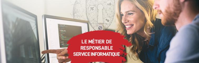 Métier Responsable Service Informatique IPI