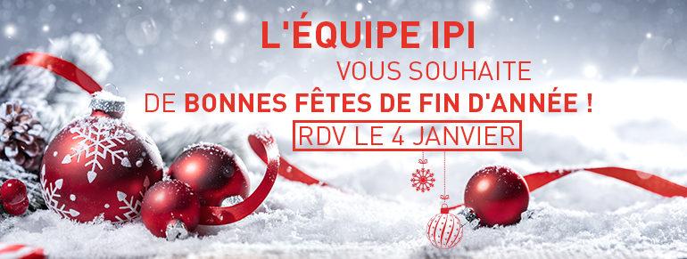 Fermeture hivernale IPI Paris