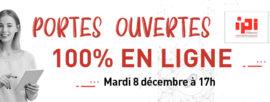 Portes ouvertes 8 décembre