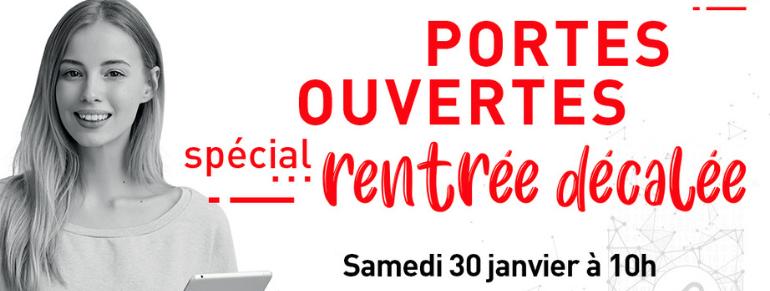 Portes ouvertes IPI 30 janvier