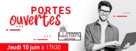 Portes ouvertes IPI Paris 10 juin